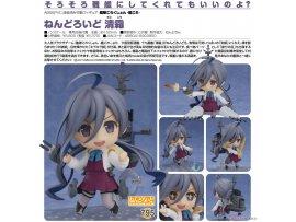 預訂 1月 日版 Good Smile Nendoroid 795 Kantai Collection 艦娘 Kan Colle Kiyoshimo 清霜 Pre-order