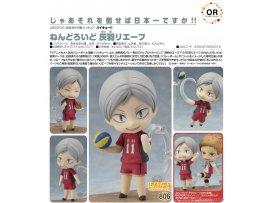 預訂 1月 日版 Good Smile Nendoroid 806 Haikyuu!! 排球少年 Lev Haiba 灰羽列夫 Pre-order