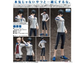 日版 Freeing Prince of Stride Alternative 疾走王子 Takeru Fujiwara 藤原尊 1/8 PVC Figure