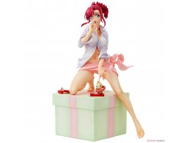 Union Creative 風見老師 Ribbon Doll Collection - Onegai Teacher: Mizuho Kazami PVC Figure