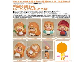 預訂 6月 Good Smile 我家有個干物妹 收藏系列模型2Himouto! Umaru-chan - Trading Figures Vol.2 8Pack BOX