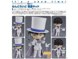 預訂 1月 日版 Good Smile  Nendoroid 1412 Detective Conan 名偵探柯南 Kid the Phantom Thief 怪盜基德 Pre-order