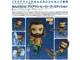 預訂 1月 GSC 1190 黏土人 水行俠 Hero's Edition PVC FIGURE