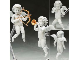 FREEing figma  The Table Museum 美術館 Angel Statues 天使像  SP-076