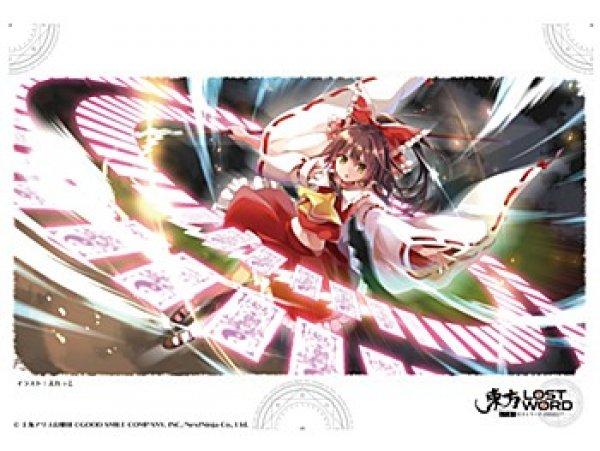 預訂 10月 日版 Y Line Touhou 東方 Lost Word Canvas Collection Hakurei Reimu 博麗靈夢