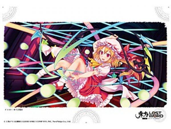 預訂 10月 日版 Y Line Touhou 東方 Lost Word Canvas Collection FLandre Scarlet 芙蘭朵露·斯卡蕾特