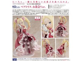 Kadokawa   Re:從零開始的異世界生活  碧翠絲 茶會Ver. PVC Figure