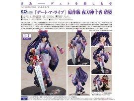 預訂 10月 Kadokawa  約會大作戰 原作版 夜刀神十香 晴姿 PVC Figure