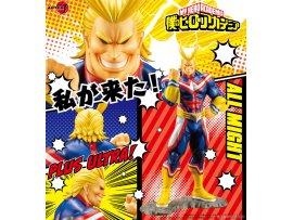 預訂 10月 日版 Takara Tomy ARTFX J My Hero Academia 我的英雄學院 All Might 歐爾麥特 Pre-order