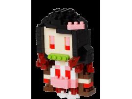 日版 Aniplex nanoblock Demon Slayer 鬼滅之刃 Nezuko Kamado 竈門禰豆子
