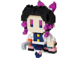 日版 Aniplex nanoblock Demon Slayer 鬼滅之刃 Shinobu Kocho 胡蝶忍
