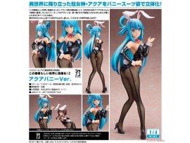 FREEing B-STYLE -  為美好的世界獻上祝福 KonoSuba 2 Aqua 阿克婭 / 阿庫婭  Bunny Ver. 1/4 PVC Figure