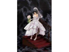Pulchra Date A Live 約會大作戰 Kurumi Tokisaki 時崎狂三 Wedding ver 婚紗 PVC Figure