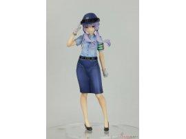 預訂 10月 日版 Pulchra Yuzuki Yukari 結月緣 Keisatsukan ver 警察官 Resin Cast Pre-painted PVC Figure Pre-order