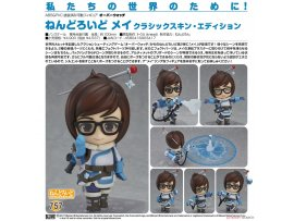 日版 Good Smile Nendoroid 757 Overwatch 鬥陣特攻  Mei Classic Skin Edition