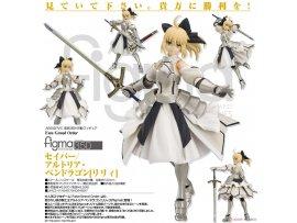 MAX Factory  figma 350 - Fate/Grand Order: Saber/Altria Pendragon Lily