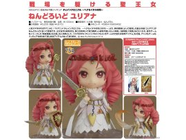 GOODSMILE Nendoroid 754 - 鎖鏈戰記 赫克瑟塔斯之光 Chain Chronicle Haecceitas no Hikari  Juliana 聖王女尤莉安娜