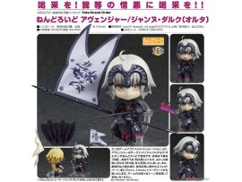 Good Smile Nendoroid 766 Fate/Grand Order Avenger Jeanne 黑貞德 d Arc Alter Pre-order