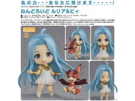 日版 Good Smile Nendoroid 779 GRANBLUE FANTASY The Animation 碧藍幻想 Lyria 露莉亞 & Vyrn 碧