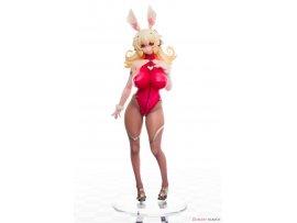 日版 Kalmia Project Hoshizora no Babylon 星空のバビロン Semarikuru Cosmic Sukebe Oneesans Bunny Girl Type Cosmic Race Usako 1/6 PVC Figure