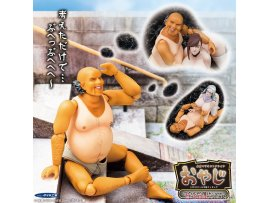 預訂 10月 Daiki Kogyo 大叔 Oyaji School Swimsuit Suntan ver. 1/12 Posable Figure