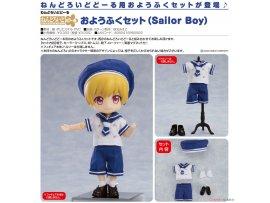 預訂 10月 GSC 黏土娃 服裝套組 (Sailor Boy)