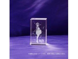 10月  kadokawa  路人女主的養成方法 加藤惠 3D水晶  3D crystal