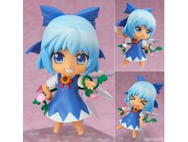 日版 Good Smile Nendoroid 167-B Touhou Project 東方Project Suntanned Cirno 曬黑版琪諾露