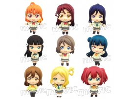 10月 日版 Movic  Color-Cole - Love Live ! Sunshine !! 9 Pack BOX