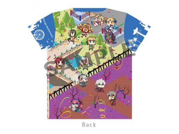 預訂 10月 aniplex+ FATE  FGO Official T-shirt B