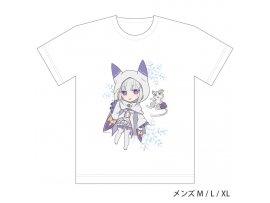 "Curtain Tamashii Re:Zero kara Hajimeru Isekai Seikatsu 從零開始的異世界生活"" Full Color T-shirt Emilia 艾米莉亞 / Hood (M Size)"