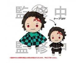 預訂 11月 日版 Ensky Demon Slayer 鬼滅之刃 Kimetsu no Yaiba Terute Reel Mascot 1 1 Kamado Tanjiro 竈門炭治郎