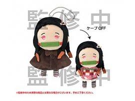 預訂 11月 日版 Ensky Demon Slayer 鬼滅之刃 Kimetsu no Yaiba Terute Reel Mascot 1 2 Kamado Nezuko 竈門禰豆子