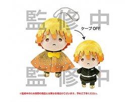 預訂 11月 日版 Ensky Demon Slayer 鬼滅之刃 Kimetsu no Yaiba Terute Reel Mascot 1 3 Agatsuma Zenitsu 我妻善逸