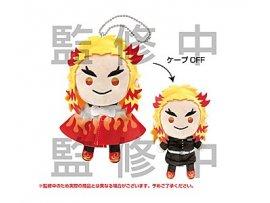 預訂 11月 日版 Ensky Demon Slayer 鬼滅之刃 Kimetsu no Yaiba Terute Reel Mascot 1 6 Rengoku Kyojuro 煉獄杏壽郎