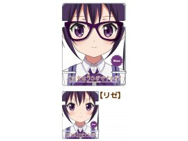Dragon Horse請問您今天要來點兔子嗎? 天天座理世 [Is the Order a Rabbit??] Acrylic Glasses Stand Rize (Anime Toy)