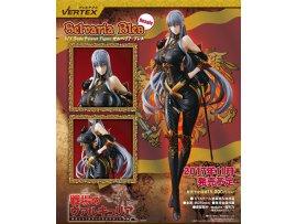 日版 Vertex Valkyria 戰場女武神 Chronicles Selvaria Bles 塞露貝莉亞‧布蕾斯 1/7 PVC Figure