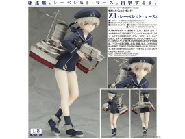 Max Factory Kantai Collection 艦娘 Kan Colle Z1 Leberecht Maass 1/8 PVC Figure