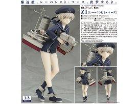 Max Factory Kantai Collection 艦娘 Kan Colle Z1 Leberecht Maass 1/8 PVC Figure