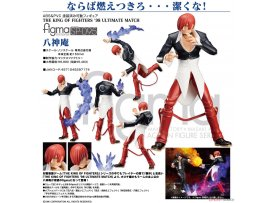 Freeing figma SP-095 The King of Fighters 拳王 ' 98 Ultimate Match Iori Yagami 八神庵