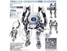 日版 Max Factory figma 342 Portal 2 傳送門2 Atlas 阿特拉斯