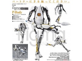 日版 Good Smile figma 343 Portal2 傳送門2 P-Body