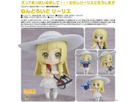 日版 Good Smile Nendoroid 780 Pokemon 寵物小精靈 Lillie Pre-order