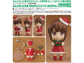 日版 Good Smile Nendoroid More Christmas Set 聖誕服 Female 女裝 Ver Pre-order