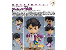 預訂 11月 日版 Good Smile Nendoroid 789 Haikyuu!! 排球少年 Wakatoshi Ushijima 牛島若利 Pre-order