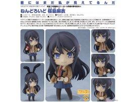 預訂11月 GSC 1124 青春期豬頭少年 櫻島麻衣 Mai Sakurajima  PVC Figure