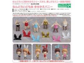 預訂11月 GSC  免女郎 Nendoroid More:  Dress Up Bunny   Set of 6  PVC Figure