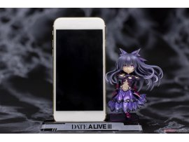 預訂 11月 Pulchra 約會大作戰 夜刀神十香  Phone Stand Beautiful Girl Character Collection