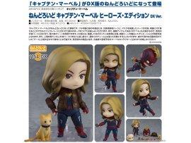 預訂 11月 GSC 1154DX  黏土人 驚奇隊長 Hero's Edition DX Ver