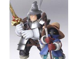 預訂 11月  Square Enix  最終幻想IX  比比・奧爾尼迪亞 &阿代爾巴特·斯代那 (PVC Figure)